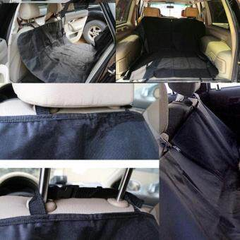 Harga IBERL Pet Cat Dog Back Car Truck Seat Cover Hammock Protector Mat Blanket Waterproof