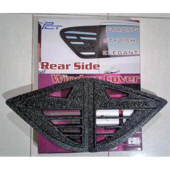 Harga NISSAN ALMERA REAR SIDE WINDOW COVER