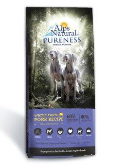 Harga ALPS PURENESS WHOLE EARTH PORK 15KG
