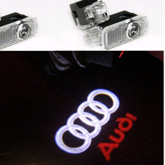 Harga Car Door Welcome Light For Audi A3 A4 A5 A6 A7 A8 R8 Q5 Q7 TT S line-(Style:Audi)/(NO:A002)
