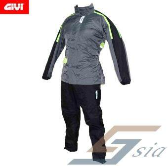 Harga GIVI CRS01 Rainsuit (Grey)
