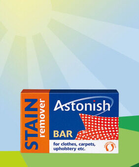 Harga ASTONISH (UK PRODUCT)CAR CARE STAIN REMOVER BAR 75g
