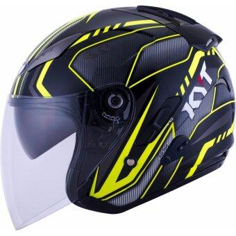 Harga HELMET OPEN FACE CASCO KYT HELLCAT ARROW