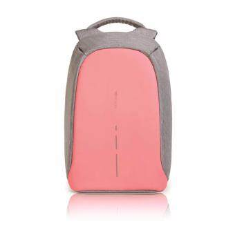 Harga XD Design Bobby Compact Anti-Theft Backpack (Coralette) -Free Mini Bobby & Rain Cover