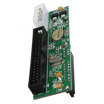 Harga Drive 40 Pin Serial ATA SATA to PATA IDE Card Adapter Converter New 2.5inch/3.5inch