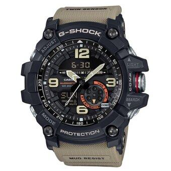 Harga Casio G-Shock GG-1000-1A5 DR Mudmaster Twin Sensor Ana-Digital Men's Watch
