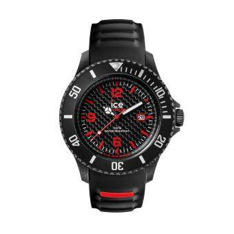 Harga Ice-Watch-Ice Carbon - Black-White - Big
