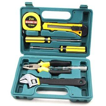 Harga 8pcs Car Repair Tool Set Steel Alloy Household Tool Set Kit Car Emergency Kit Hardware Tools