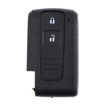 Harga BolehDeals 2 Buttons Smart Remote Key Keyless Entry Case Shell Fit for Toyota Prius
