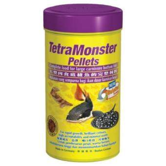Harga TETRA MONSTER PELLETS 142G