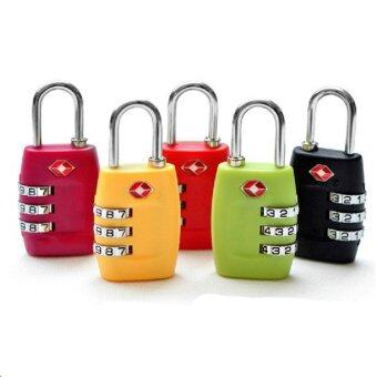 Harga Tsa Travel Luggage Lock Code Combination Locks Padlock