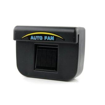 Harga Solar Power Auto Car Vent Cool Fan