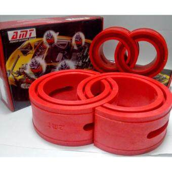 Harga AMT Power Cushion Buffer Coil Spring Rubber Damper Size D(Ori Red Packing)