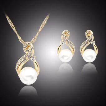 Harga ONLY Austria Crystal Jewelry Set