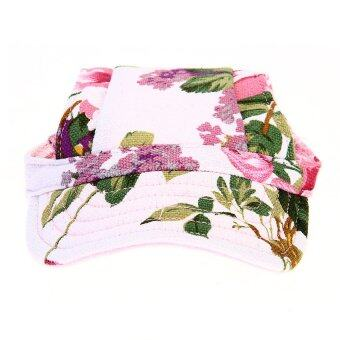Harga Dog Cat Puppy Pet Baseball Sports Cap Hat Flower Floral Cute