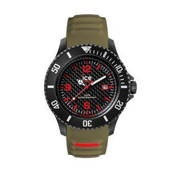 Harga Ice-Watch-Ice Carbon - Black-Khaki - Big