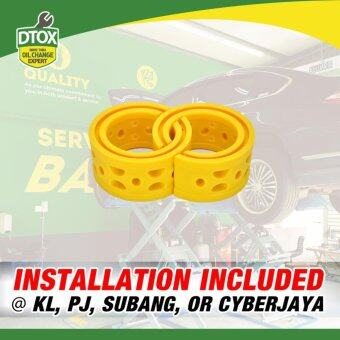 Harga (Installation included) Orsen Spring Buffer for Toyota Vellfire