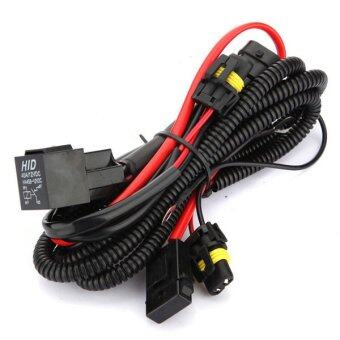 Harga Xenon HID Conversion Kit Relay Wiring Harness For H1 H7 H8 H9 H11 9005 9006 5202