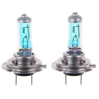 Harga 2PCS H1/H4/H7 55W/100W Xenon Gas Halogen Headlight White Lamp Bulb 12V 5000K 100W
