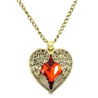 Harga ONLY The Heart Of The Angle Necklace