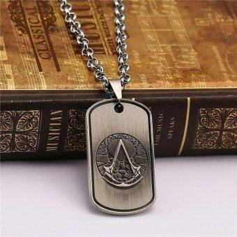 Harga Assassin's Creed Necklace Assassins Creed Pendant For Gift Jewelry