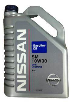 Harga 10W-30 Nissan Genuine Motor Oil Semi Synthetic