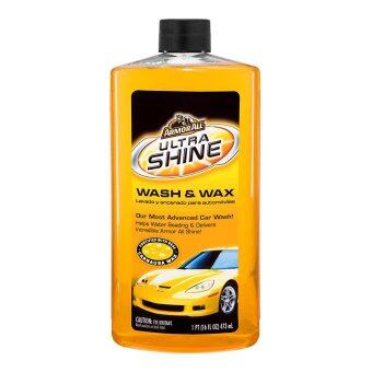 Harga Armor All Ultra Shine Wash & Wax 16 oz