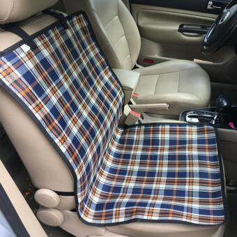 Harga IBERL 1PC New Waterproof Pet Dog Cat Front Seat Car Cover Protector Mat Pad Blanket Travel