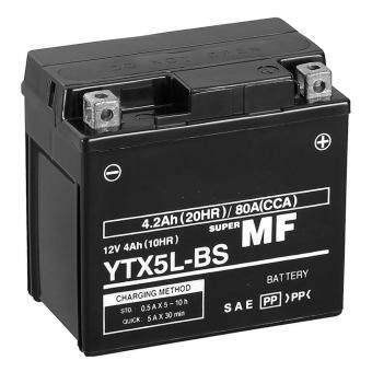 Harga GP MOTOCYCLE MF BATTERY YTX5L-BS