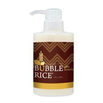 Harga Bubble Rice Silky Formula (400ml)
