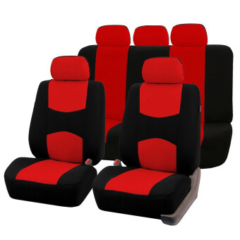 Harga Allwin Front Rear Universal Car Seat Covers Auto Car Seat Covers Vehicles Accessories