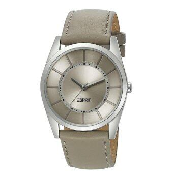Harga Esprit Slim's Lady Grey ES104202003 Grey Leather Strap Ladies Watch