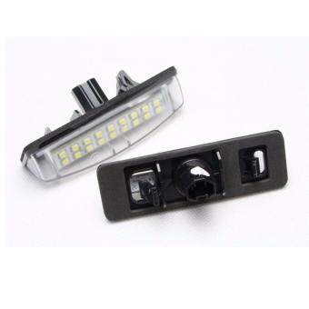 Harga 18 SMD LED Number License Plate Light Car Lamp Bulbs for Toyota Camry Aurion Prius Avensis Verso Lexus IS300 GS430 RX330 ES300
