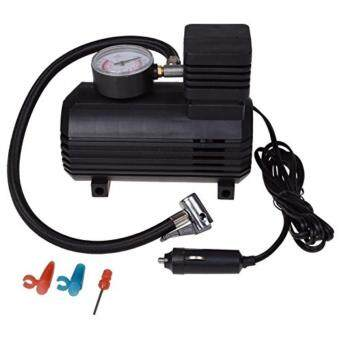 Harga 300PSI Electric 12V Mini Air Compressor Pump Auto Car Tyre Tire Inflator