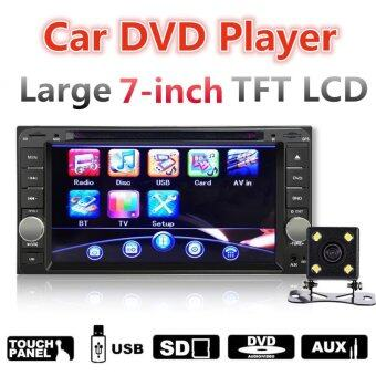 Harga 7'' Car DVD Player Stereo Radio USB For Toyota Hilux Land Cruiser Corolla Camry
