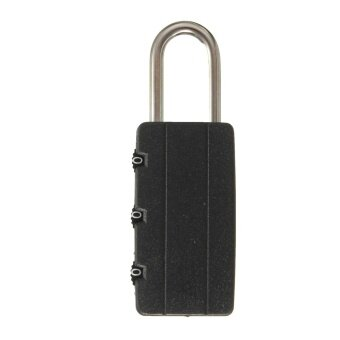 Harga Combination Locks Travel Luggage Bag Padlock Gym Locker Suitcase Lock