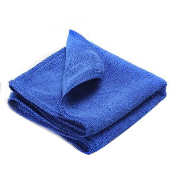 Harga Microfiber Towel Super Water Car Wash Drying Soft Dry Cleaning Absorbant Cloth Random Color Random Color