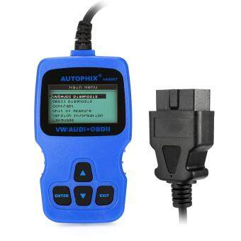 Harga AUTOPHIX VAG0007 OBDII Car Code Scanner OBD II / EOBD CAN Fault Reader Car Tool LCD Display(...)