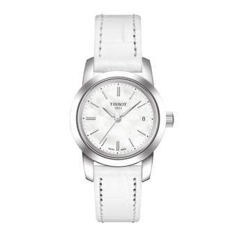 Harga Tissot Lady's Wrist Watch - Classic Dream Lady Series - Mother of Pearl - T0332101611100