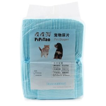 Harga INU Pipitao Dog Cat Pet Diaper Medium Size 45x60cm 50pcs