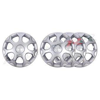Harga IS200 Universal R15'' Inch Wheel Cover Sporty-Look Tire Auto CenterHub Caps Trims For OEM Steel Rim