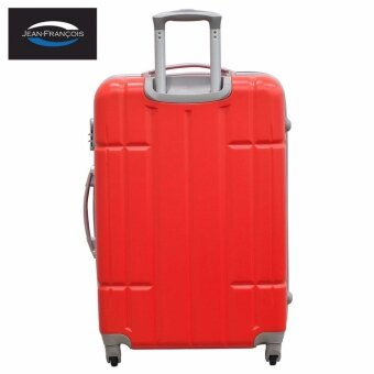 Jean Francois JTH5926 20 Inch 4 Wheels Spinner Red - 3