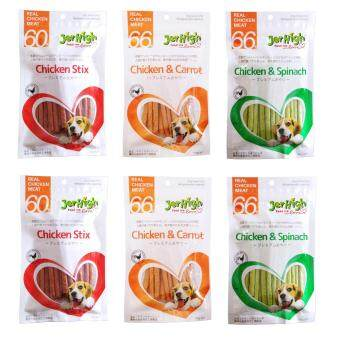 Harga Jerhigh Chicken & Vegetable (Japanese Packaging)