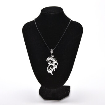 Harga Jetting Buy Dragon Shape Necklaces & Pendants For Men FashionSilver Jewelry Necklace