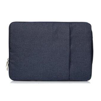 Jiaing 13.3 inches Waterproof Laptop Sleeve Case Bag ProtectiveCover for Apple, Acer, Asus, Dell, Fujitsu, Lenovo, HP, Samsung,Sony, Toshiba (Dark Grey) - 3