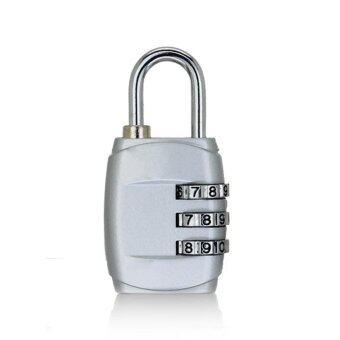 JinGle Padlock Password Lock for Travel Bag Backpack Handbag BoxLuggage
