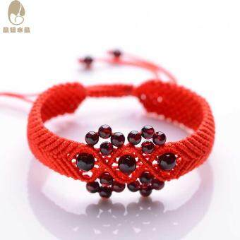 Harga Jingniushuijing Lucky thing bracelets red string bracelet