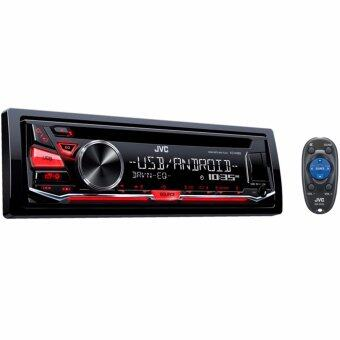Harga JVC KD-R482 CD Receiver with Front USB/AUX Input