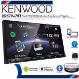 Broz Kenwood DDX 7017BT Monitor With KCA-WL100 Wireless Display Adaptor Miracast Dongle HDMI