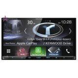 "Broz Kenwood DNX9170S 7"" BT, Garmin, Apple Carplay, Android Auto & Buld-in WiFi Mirror Link"